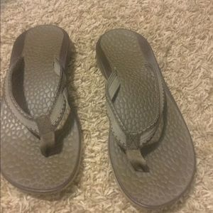 Chaco Flip Flops size 9